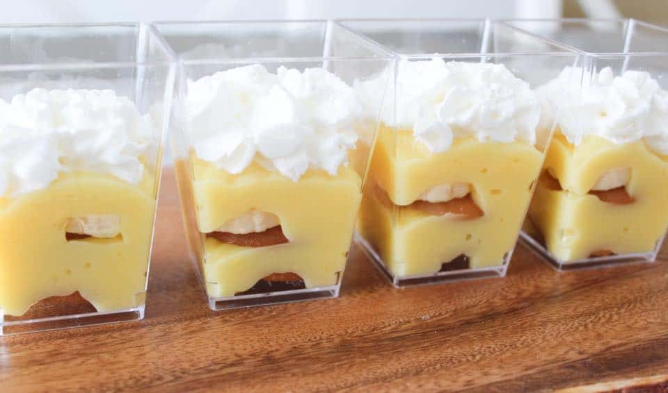 Weight Watchers Banana Pudding
